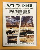 Ways to Chinese Volume One - Books 2 (antiquarisch)