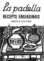 La padella Recepts engiadinais - Ramassos da Cilgia Pedrun (antiquarisch)