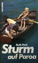 Park Ruth, Sturm auf Paroa. Eine Südsee- Geschichte für die Jugend (antiquarisch)