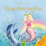 Die kleine Meerjungfrau - Mein Glitzerbuch