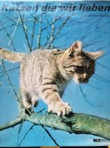 Brehm / Buffon, Katzen die wir lieben (antiquarisch)