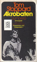 Stoppard Tom, Akrobaten (Jumpers) - Schauspiel (antiquarisch)