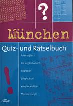 Quiz- und Rätselbuch München