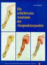 Hualing Gao, Die schichtweise Anatomie der Akupunkturpunkte