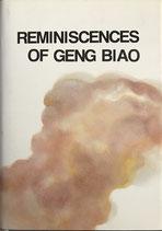 Reminiscences of Genb Biao (englisch) (antiquarisch)