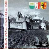 Burgen und Schlösser der Schweiz Bd. 12 Waadt Wallis Genf