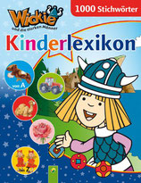 Wickie - Kinderlexikon (antiquarisch)