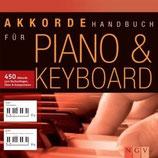 Akkordehandbuch für Piano & Keyboard