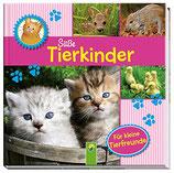 Süsse Tierkinder - Fotobilderbuch für kleine Tierfreunde