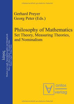 Gerhard Preyer and Georg Peter, Philosophy of Mathematics