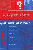 Quiz- und Rätselbuch Ostpreussen