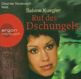 Sabine Kuegler, Ruf des Dschungels Hörbuch (CD)