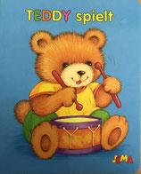 Teddy spielt (Pappebuch)