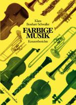 Bosshart-Schwaller Klara, Farbige Musik - Konzertberichte