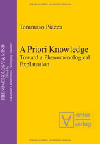 Tommaso Piazza, A Priori Knowledge