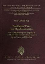 Russ Hans Günther, Empirisches Wissen und Moralkonstruktion