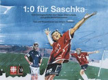 1:0 für Saschka