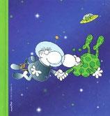 Mordillo Space Blankbook