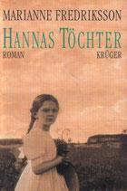 Fredriksson Marianne, Hannas Töchter (antiquarisch)