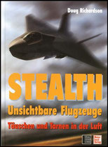 Stealth - unsichtbare Flugzeuge