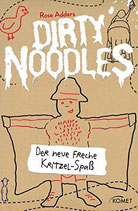 Addes Rose, Dirty Noodles - Der neue freche Kritzel-Spass