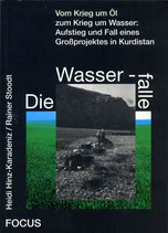 Hinz-Karadeniz Heidi / Stoodt Rainer, Die Wasserfalle (antiquarisch)