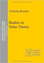 Nicholas Rescher, Studies in Value Theory