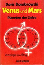 Dombrowski Doris, Venus und Mars -  Planeten der Liebe (antiquarisch)