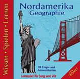 Lernspiel, Nordamerika Geographie