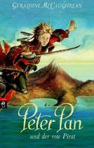 McCaughrean Geraldine, Peter Pan und der rote Pirat (antiquarisch)