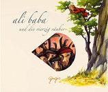 ali baba und die 40 Räuber (CD Hörbuch) (antiquarisch)