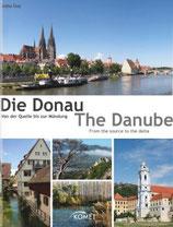 Gay Jutta, Die Donau von der Quelle bis zur Mündung (dt/engl)