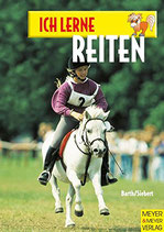 Barth/Sieber, Ich lerne reiten (antiquarisch)