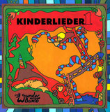 Kinderlieder 1 von Wunderbuntd, Audio-CD