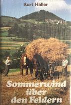 Haller Kurt, Sommerwind über den Feldern (antiquarisch)