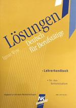 Wyss Ignaz, Deutsch für Berufstätige Lösungen (antiquarisch)