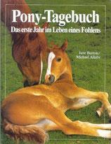 Burton Jane / Allaby Michael, Pony-Tagebuch (antiquarisch)