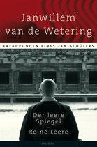 van de Wetering Janwillem, Erfahrungen eines Zen-Schülers - Der leere Spiegel / Reine Leere