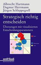 Hartmann Albrecht, Strategisch richtig entscheiden - überzeugen mit visualisierten Entscheidungsparametern (antiquarisch)