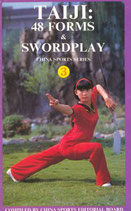 Taiji 48 Forms & Swordplay (antiquarisch)