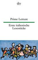 Prime Letture - Erste italienische Lesestücke (antiquarisch)