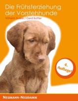 Wilhelm Siveke, Die Frühsterziehung der Vorstehhunde