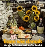 Rüegg Kathrin, Essen wie damals
