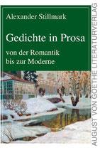 Alexander Stillmark, Gedichte in Prosa