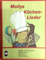Esther Leist, Mollys Küchenlieder (mit Mini-CD)