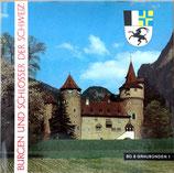 Burgen und Schlösser der Schweiz Bd. 8 Graubünden 1 (Nordbünden)