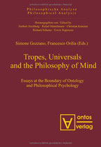 Gozzano Simone, Tropes, Universals and the Philosophy of Mind