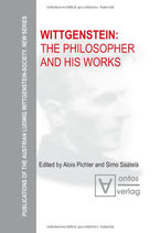 Pichler Alois, Wittgenstein: The Philosopher and his Works (Englisch)