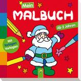 Langer Jutta, Mein Malbuch Weihnachten