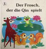Der Frosch, der die Qin spielt (antiquarisch)